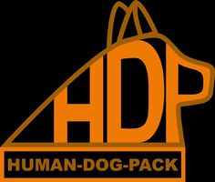 Human-dog-pack