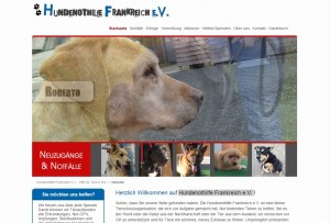 Hundenothilfe Frankreich e.V.