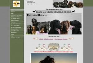 Black and Liver Diamond Pearls